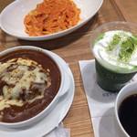 キーズカフェ - 料理写真: