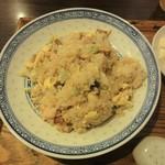 中国菜 オイル - 五目チャーハン