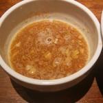 85785678 - つけ麺スープ