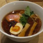 85786677 - 柚子鶏辛麺930円