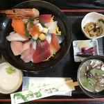 シーサイド原屋 - 上海鮮丼