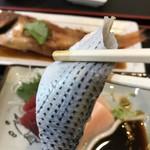 シーサイド原屋 - 酢〆がいいね
