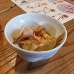海鮮料理 鶴丸 - お通し