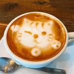 シーサイド カフェ ハノン - ドリンク写真:カプチーノ