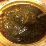 シータラ - ●サグパニール●ほうれん草とカッテージチーズのカレー!
