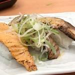沼津魚がし鮨 - おまかせ炙り三種