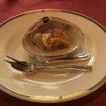 8579733 - Dinner(日高の海で水揚げされた北寄貝のソテー)
