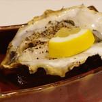 継ぐ鮨政 - 岩牡蠣