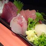 サ嘉ダチ - (小)は5種魚介