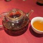中華 うずまき - 30年5月 お茶