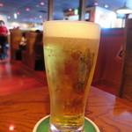 アウトバック ステーキハウス - ビール