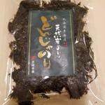 寿都アンテナショップ 神楽 - どんじゃのり 620円