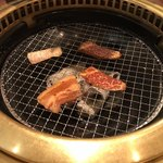 炭火焼肉だいまる - 料理写真: