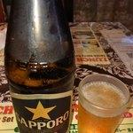 85797700 - 瓶ビール サッポロ 500円