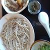 白ひげ蕎麦