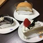 北海道香熟パン極み KIWAMI sweets - ケーキ
