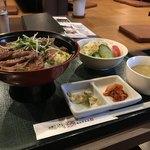 85798550 - 牛タン丼  980円税別