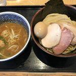 85798828 - 特製濃厚魚介つけ麺