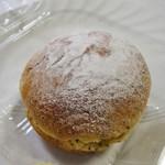 ブルー・デェ・ロシェ - 紅茶のクリームパン
