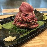 肉のヒマラヤ Teppan 赤坂店 - 肉のヒマラヤ Teppan 赤坂店(東京都港区赤坂)肉のヒマラヤ クォーターサイズ 2,500円