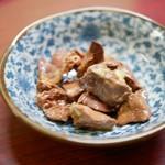 85802025 - 鶏肝煮
