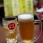85802040 - ハイボール、生ビール