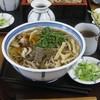 そば家 - 料理写真:山菜そば820円