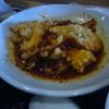 みわ亭 - 料理写真:特製海老の辛味ソース