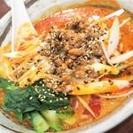 菜彩厨房 - 担々麺