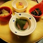 ホテルニューアワジプラザ淡路島 - 彩り前菜小鉢取合わせ