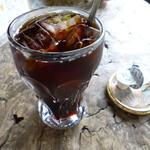 喫茶がんび - ハニーコーヒー