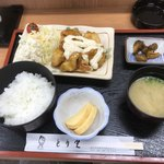 とり里 - チキン南蛮定食