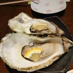 オイスターダイニング せるふぃっしゅ - 蒸し牡蠣