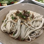 MAURYA - 料理写真:手延べ担々麺
