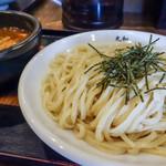 つけ麺 丸和 - 嘉六カレーつけ麺