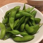 三代目 鳥メロ - 枝豆