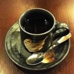 オステリア割烹りんどう - コーヒー