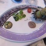 MONNA LISA - 前菜①