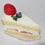 プティサパン - ・「苺のショートケーキ(\486)」