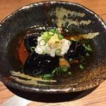 IZAKAYA SAKURA - 茄子の揚げ浸し