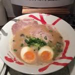煮干し拉麺 アンチョビー -
