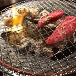 闇市ジョニー - 炭火焼