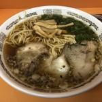 十八番 - 料理写真:中華そば