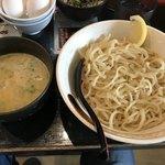めん屋 高樹 - 鶏白湯つけ麺