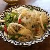 クルアタイ - 料理写真:ヤムウンセン(春雨のスパイシーサラダ)