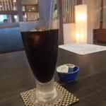 鮮彩ワショク いちりん - アイスコーヒー(サービス)