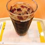 ドトールコーヒーショップ - アイスコーヒーM