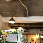 カフェ フランジパニ - 店内