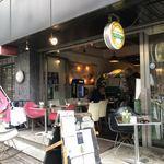 カフェ フランジパニ - 外観