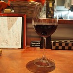 ボスコリサイア - グラス 赤ワイン
